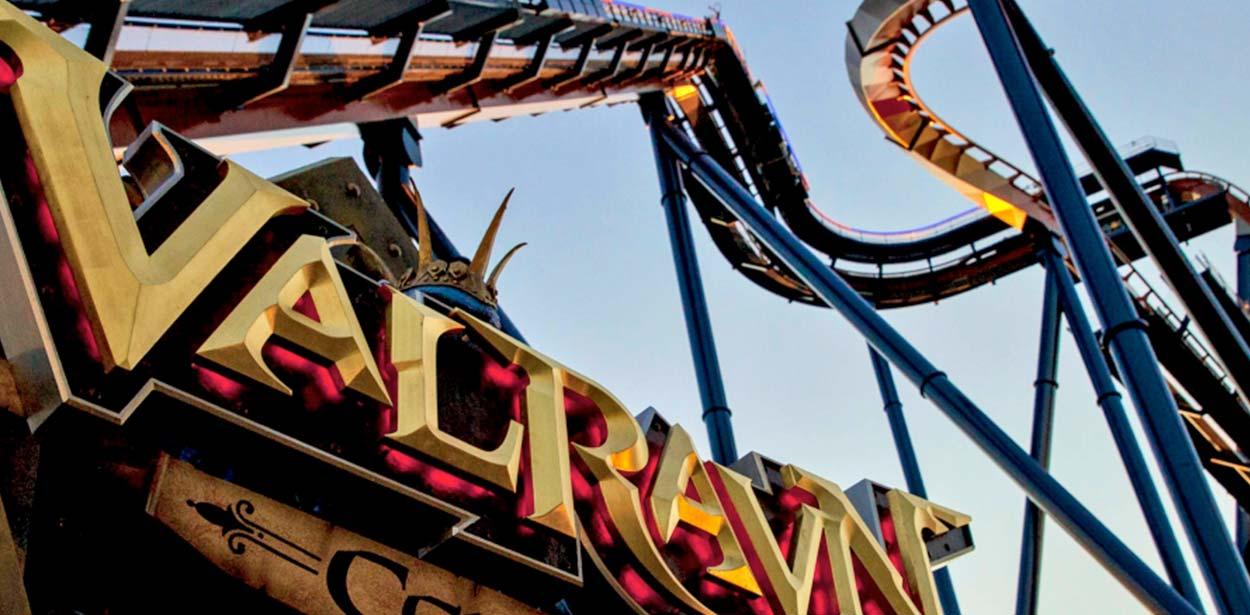 Cedar Point - attractions